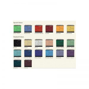 ESSE 500 Oven Electric Stove Top Hearth House Colours
