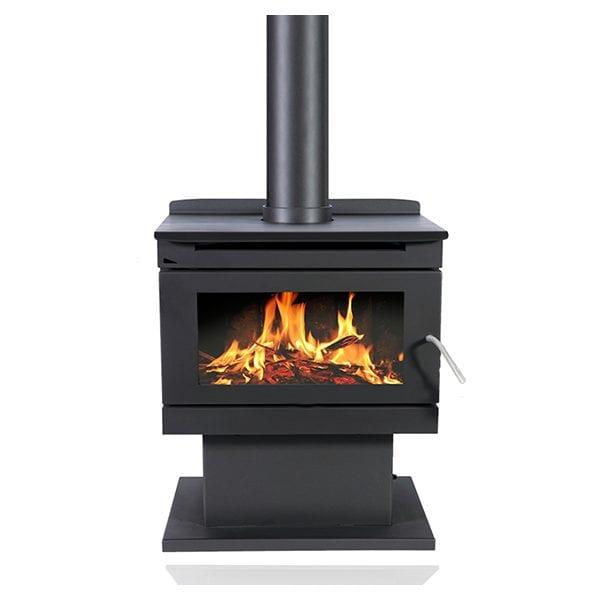 Hearth House BLAZE B500 Series Wood Fire