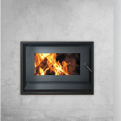 Hearth House Blaze B820 Series Wood Fire