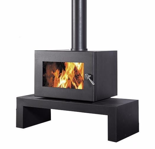 Hearth House BLAZE B905 Series Wood Fire
