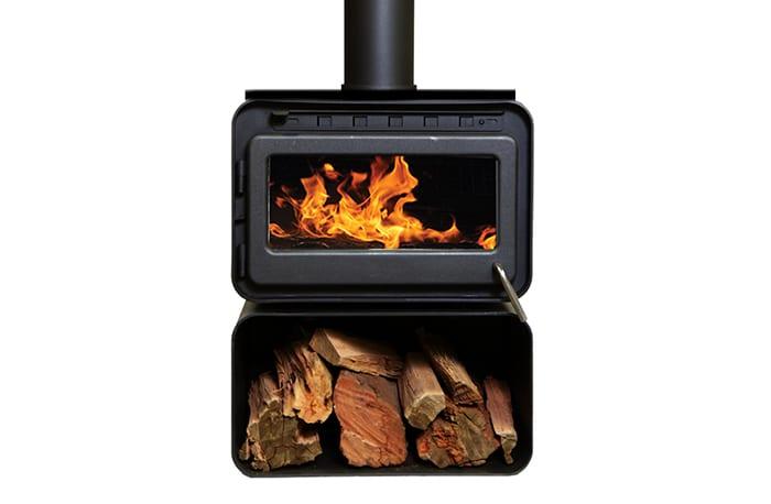 Hearth House BLAZE B100 Series Wood Fire
